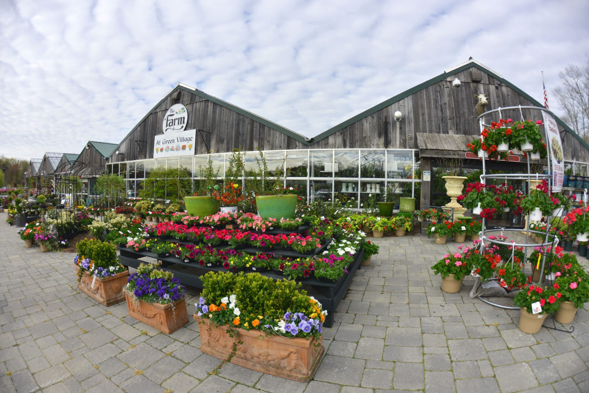 About the Farm at Green Village